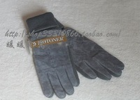 Wimen gloves Leather gloves Suede gloves Warm gloves with knit