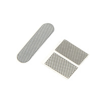 10PCS Wholesale Discount Three-piece Set Dustproof Mesh Net Fit For iPhone 4 4G 4S D0406