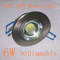 100X HOT!!6w COB down light ceiling light 2yrs warranty, free shipping