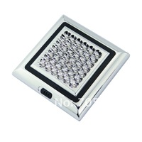 Wholesale White Super Bright Square 12V 42 LED INTERIOR CABIN LIGHT CAR BOAT CARAVAN SUV 10 pcs/lots