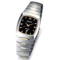 tungsten steel quartz analog watch fashion ultra-thin male watch sapphire glass 6011HOT
