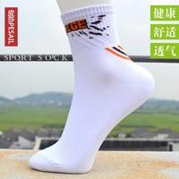 Wholesale high quality Men Sport Socks 10 Pairs/Lot Free Shipping Socks male 80% cotton socks