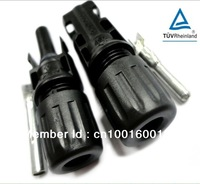 100Pair/lot  free shipping MC4 solar connector for solar PV module Factory price