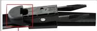 Free shipping,Wiper Blade for OPEL ASTRA / ZAFIRA /VETCTRA / CORSA   2pcs/ pair
