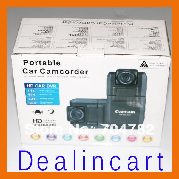 "Car DVR , CarCam HD Car DVR Recorder K2000 with 1080P + H.264 + 2"" LCD + Motion Detect + HDMI(China (Mainland))"
