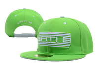 Wati B Snapback caps green most popular baseball adjustable hats  without MOQ