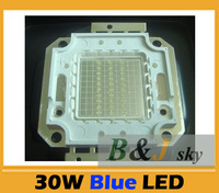 LED sales 30W Blue led spotlight,460-470nm,outdoor lighting,EPILEDS