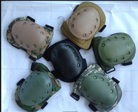 Wholesale New Arrival High Quality Tactical paintball protection Knee pads & elbow pads set 10 sets/lot