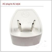 10pcs/lot Australia Travel AC Power Adapter Plug US EU UK to AU conversion Electrical plug With Good quality