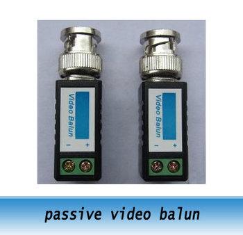 twisted pair Transmitter passive video balun / utp balun 20pcs