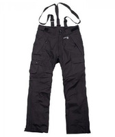 Free Shipping Mens Waterproof 2 in 1 outdoor pant