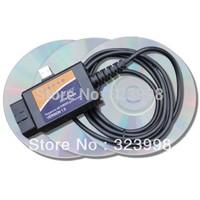OBD2 diagnostic tools ELM327 usb Interface OBD2 OBD elm 327 Auto scanner USB car diagnostic scan tool