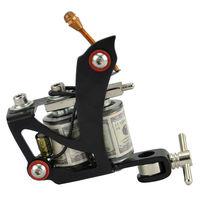 Free shipping (2 pieces/lot) Tattoo Machine Shader & Liner   Tatoo Motor Gun Kits Supply For Artists