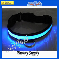 New arrival dog collar LED lights,flashing LED dog collar,dog LED collar