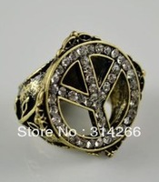 Fashion Peace Ring
