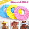 Baby wave Shampoo cap - Children thickening Shampoo hat baby Bathing cap DP21118D(China (Mainland))