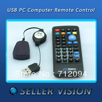 New USB PC Computer Remote Control Media Controller for Windows XP Win7 Vista