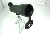 Send Fast Sporting 20x50 hunting spotting sport monocular scope Green telescope observer tripod