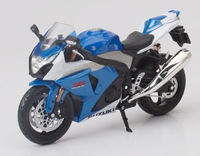 Motorcycle SUZUKI gsx-r1000 passion alloy motorcycle model toy