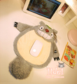 Totoro mouse pad plush mouse pad wrist support mouse pad