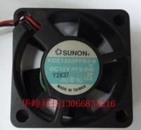 3010 12v 0.6w kde1203pfb3-8 cooling fan
