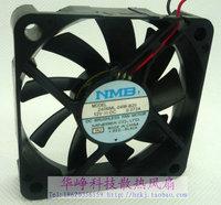 Original NMB 2406ml-04w-b20 12v 0.072a 6015 6cm projector silent cooling fan