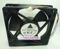 Original Delta efb1212hhf   12v 0.80a pwm computer cooling fan