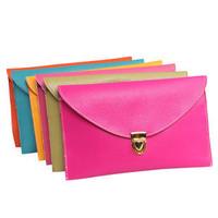 Super 2012 fashion vintage fashion envelope bag day clutch shoulder bag messenger bag chain women's handbag