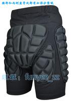 Classic flanchard lonchen skiing hip pad pants drop resistance roller protection black XXS-XXXL