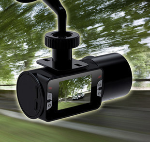 720p hd infrared night vision driving recorder black box car video recorder mini car dv(China (Mainland))