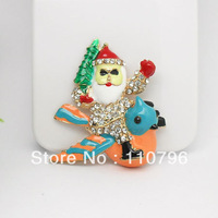 6pcs/lot Birds Santa fashion mobile phone accessories material mobile phone accessories Beauty DIY Free shipping