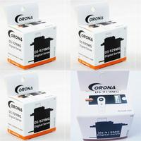Corona 3x DS-929MG 1x DS-919MG Digital Servo Metal Gear for 450 V2/SPORT/PRO