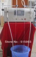 double heads  digital control liquid filling machine 10L/min