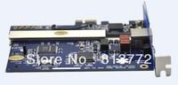 Digium TE110P with PCI-E, 1 port T1/E1 card,ISDN PRI PCI Express