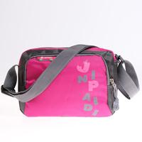 Exude nylon cross-body street sports casual bag
