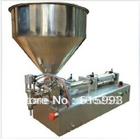 5-500ml automatic single head filling machine for cream shampoo,cosmetic or food trades