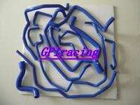 RENAULT 5GT car silicone radiator hose kit