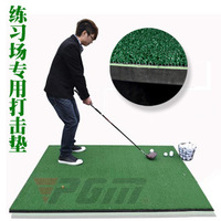 Golf pad ball pad thickening double layer exercise mat 1.5 1.5m