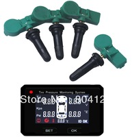 Freeshipping New 4 Inner Sensors TPMS( Tire Pressure Sensor System)! Lowest Price Support
