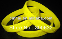 Debossed Silicon Bracelets eco-friendy, Manufacturer with high quality,fast ship,CHEAP price