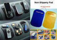 Free Shipping DHL 500Pcs/Lot, Wholesale New PU gel  Anti-Slip Mat,Sticky Pad, Non-Slip Pad, Car Anti-Slip Pad