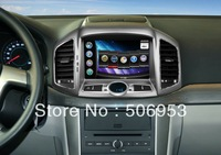 High quality car dvd gps for CHEVROLET captiva with ipod RDS and steering wheel control+A2DP+wallpaper