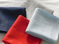 100% cotton satin male fogle handkerchief 100% cotton