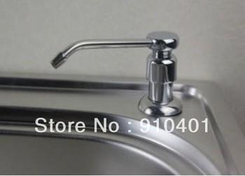 Cheap Stainless Steel Kitchen Sink Liquid Soap Dispenser
