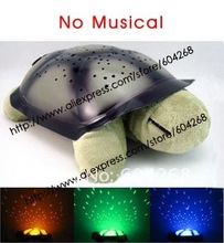 Free shipping Turtle Night Light Stars Constellation Lamp Without Retail Box,1pcs/lot(China (Mainland))