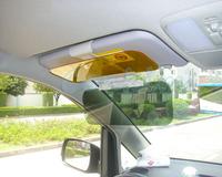 Free Shipping Car Goggle Day And Night Sun Visor Sunglasses,Car Accessories,Anti UV Sunshade Mirror