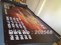 CUSTOM  Vinyl Indoor & Outdoor Banner