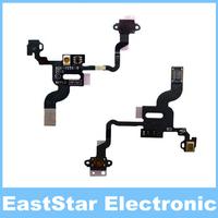 50pcs/lot,Proximity Light Sensor Flex Cable Ribbon Replacement  for iPhone 4 4G