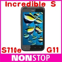 Hot Sale S710e Original HTC Incredible S HTC G11 Android 3G 8MP GPS WIFI 4.0''TouchScreen Unlocked Mobile Phone