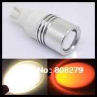 2pcs / lot T10 T15 W16W CREE Q5 High Power Led Car Backup Reverse Parking Light Bulbs